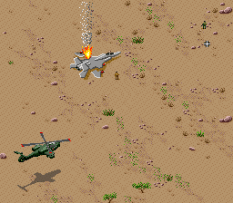 Desert Strike - Return to the Gulf 11