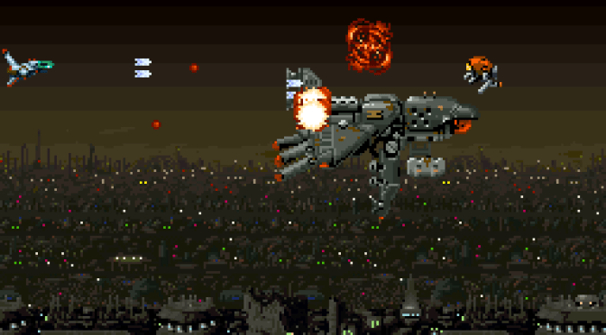 SNES A Day 94: Phalanx
