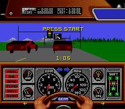 Race Drivin' 13