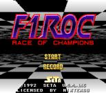 F1 ROC - Race of Champions 01