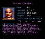George Foreman's KO Boxing 03