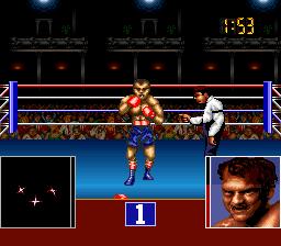 George Foreman's KO Boxing 09