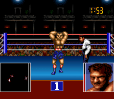 George Foreman's KO Boxing 10