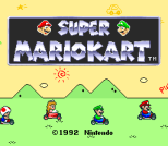 Super Mario Kart 01