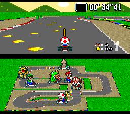 Super Mario Kart 09