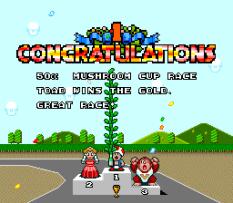 Super Mario Kart 10