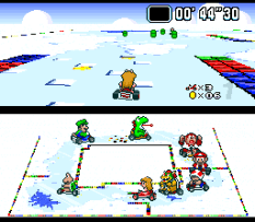 Super Mario Kart 18