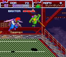 Teenage Mutant Ninja Turtles IV - Turtles in Time 09