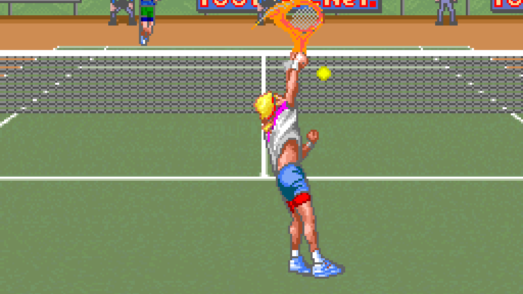 David Crane's Amazing Tennis FI