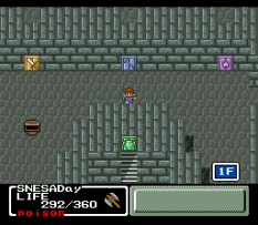 Final Fantasy Mystic Quest 22