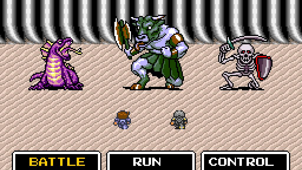 Final Fantasy - Mystic Quest FI