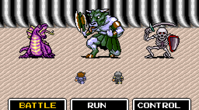 SNES A Day 99: Final Fantasy Mystic Quest