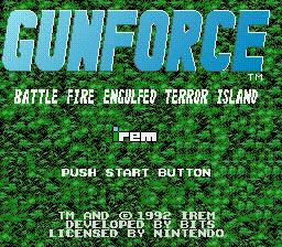 GunForce 01