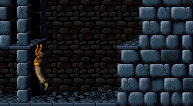 SNES A Day 113: Prince of Persia