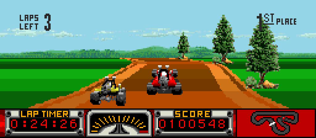 Road Riot 4WD FI