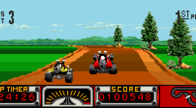 SNES A Day 114: Road Riot 4WD