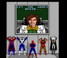 Spider-Man and the X-Men in Arcade's Revenge 10