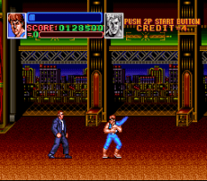 Super Double Dragon 11