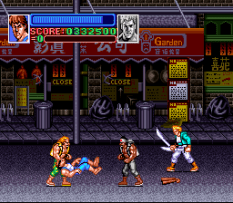 Super Double Dragon 16