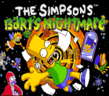 The Simpsons: Bart's Nightmare 01