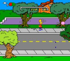 The Simpsons: Bart's Nightmare 03