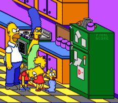The Simpsons: Bart's Nightmare 16