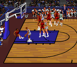 Bulls versus Blazers and the NBA Playoffs 16