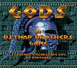 Gods 01