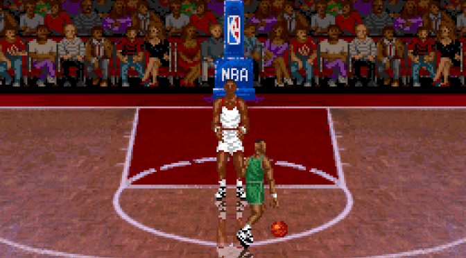 SNES A Day 139: NBA All-Star Challenge