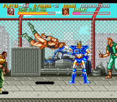 Sonic Blast Man 04