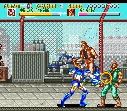 Sonic Blast Man 05