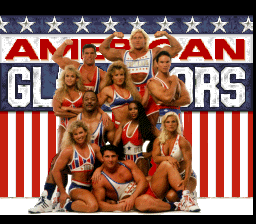 American Gladiators 01