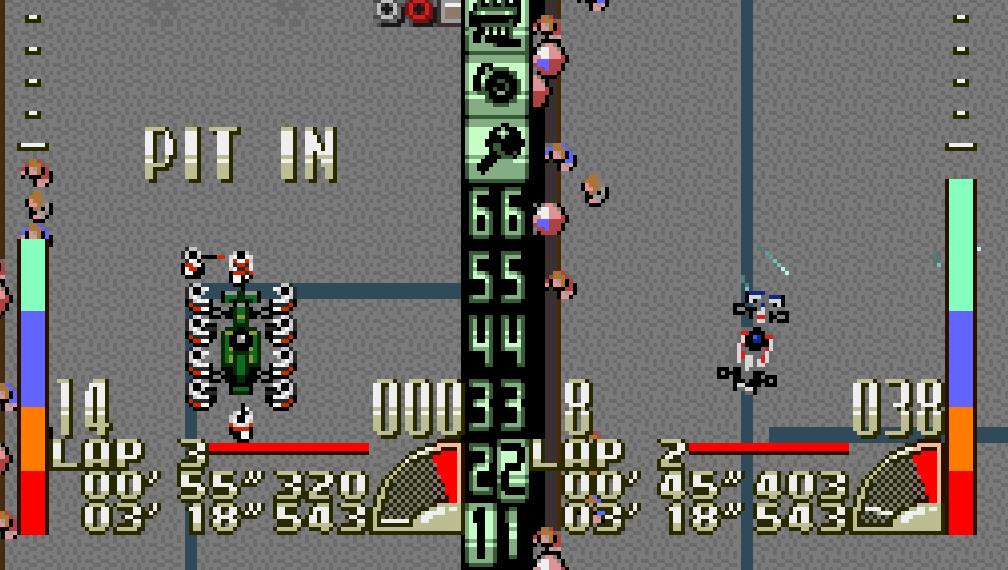 Battle Grand Prix FI