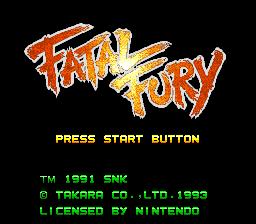 Fatal Fury 01
