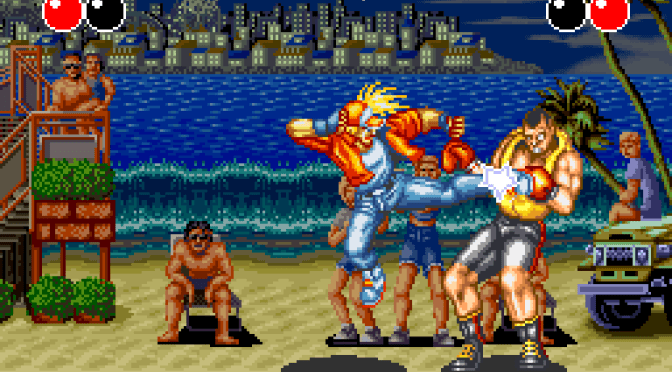 SNES A Day 168: Fatal Fury