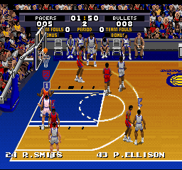 Tecmo Super NBA Basketball 09