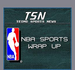 Tecmo Super NBA Basketball 15