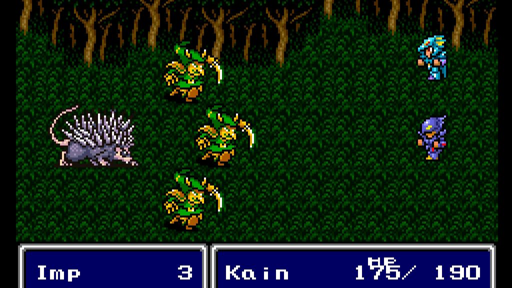 Final Fantasy II FI