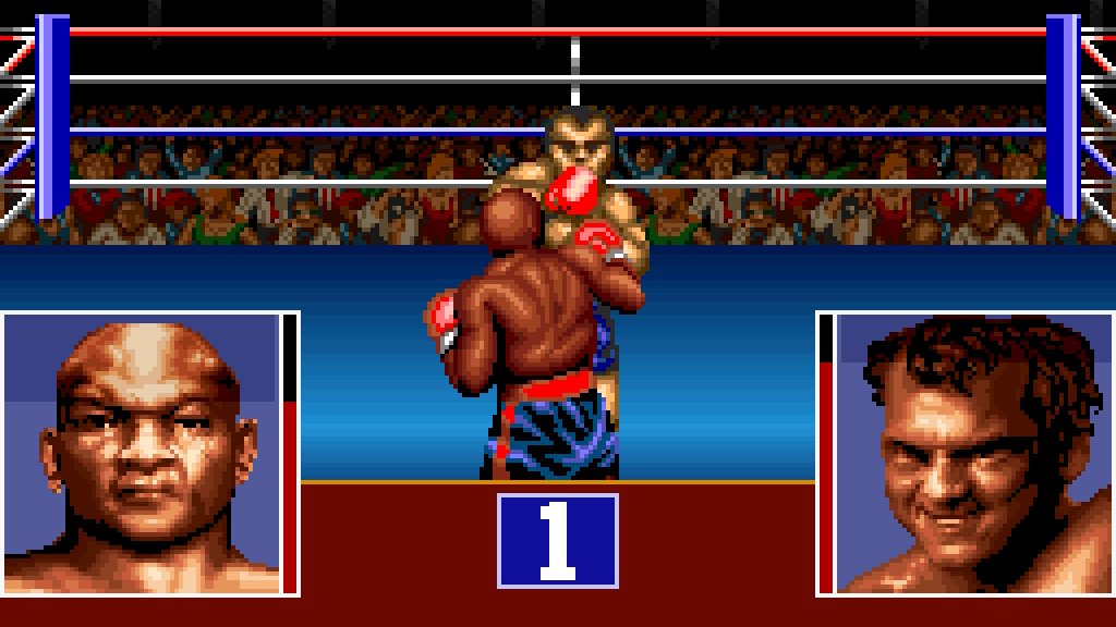 George Foreman's KO Boxing FI