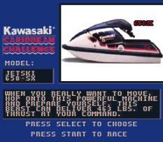 Kawasaki Caribbean Challenge 22