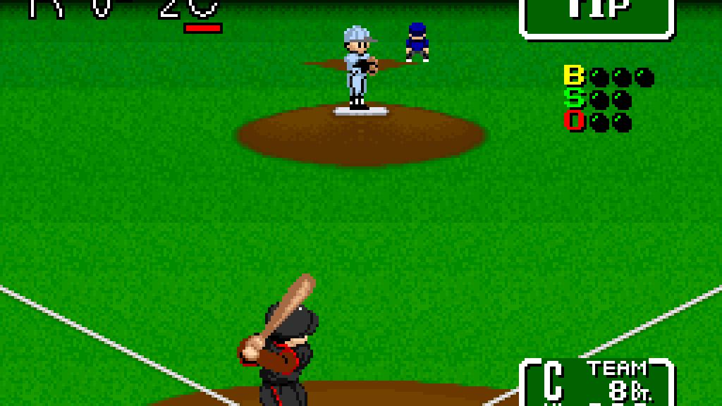 Nolan Ryan's Baseball FI