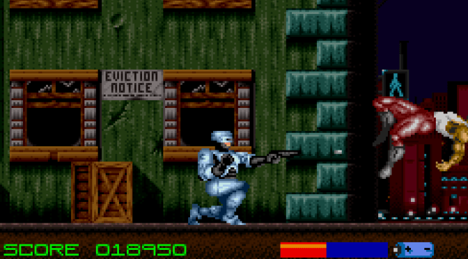 SNES A Day 79: RoboCop 3