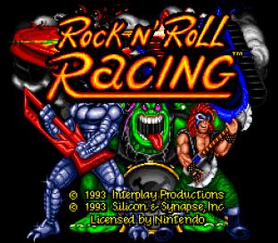 Rock N' Roll Racing 01