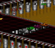 Rock N' Roll Racing 10