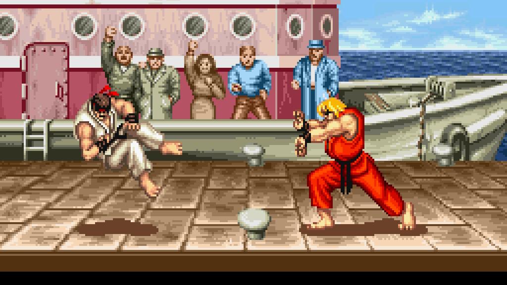 Street Fighter II FI