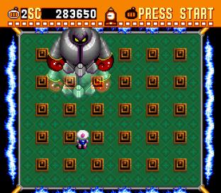 Super Bomberman 12