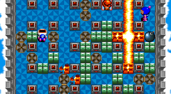 SNES A Day 187: Super Bomberman