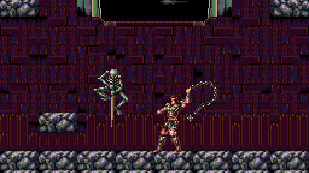Super Castlevania IV FI