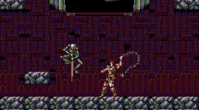 SNES A Day 28: Super Castlevania IV