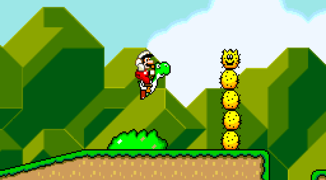 SNES A Day 5: Super Mario World